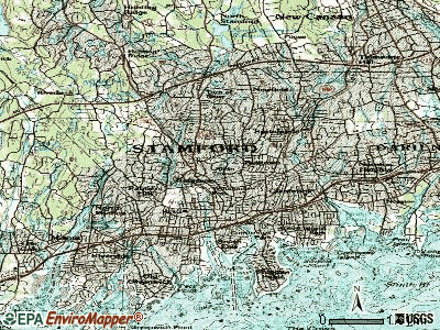 map conn before wwi stamford