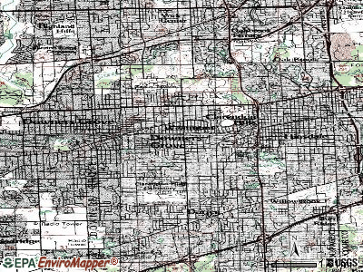 Westmont topographic map