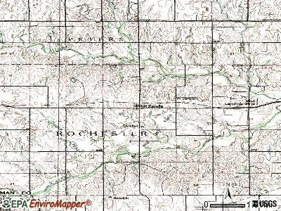 Zenda, Kansas (KS 67142) profile: population, maps, real estatezenda city