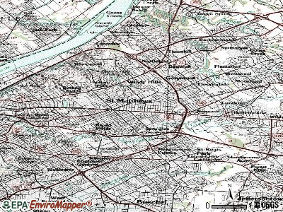 Richlawn topographic map