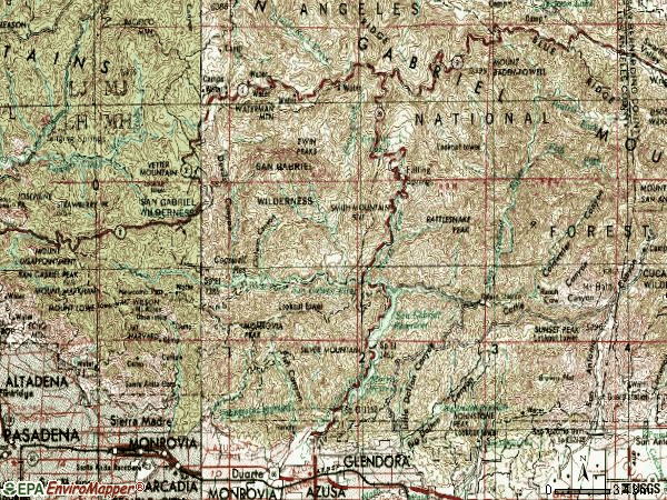 Zip code 00917 topographic map