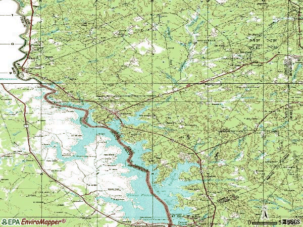 Zip code 78076 topographic map