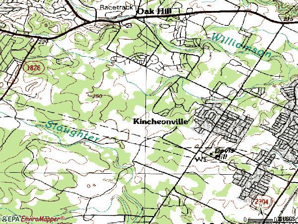 Zip code 78749 topographic map