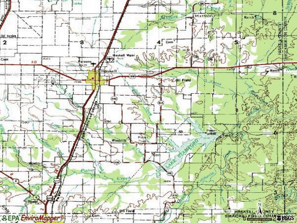 Zip code 79521 topographic map